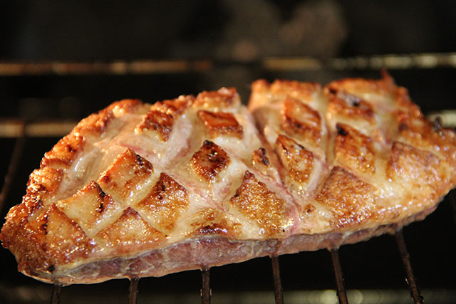Recette du magret de canard au barbecue