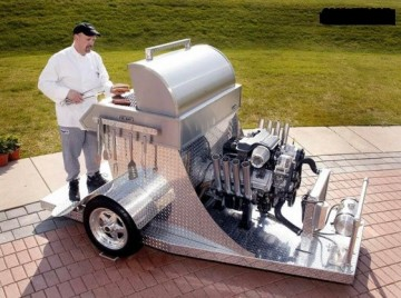 Hot Rod Barbecue
