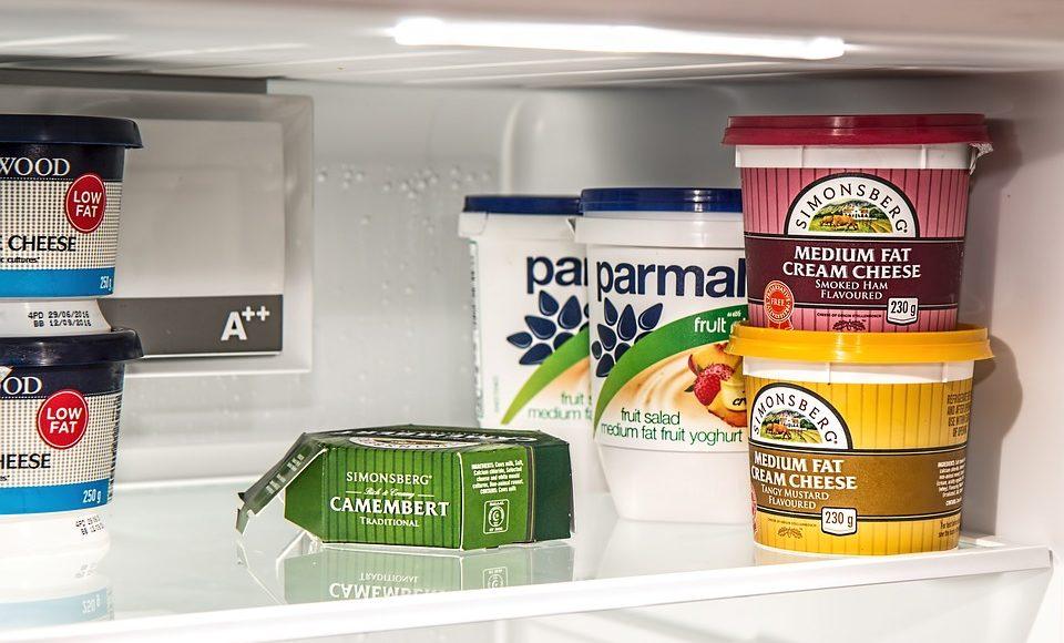Bien conserver les ingrédients dans une armoire réfrigérée